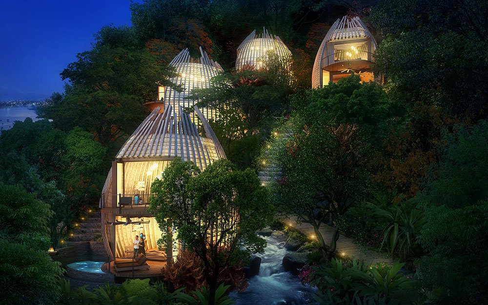 IMI Living - Rosewood Puerto Papagayo Treehouses
